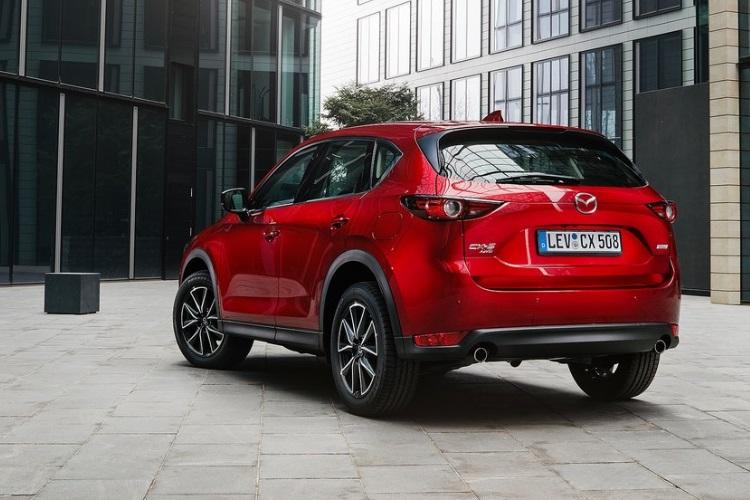 Озвучили дату выхода нового Мазда CX-5 на русский рынок автомобилей