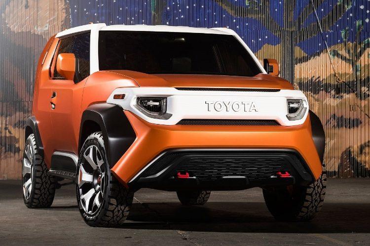 Следующий кроссовер Toyota может получить название TJ Cruiser