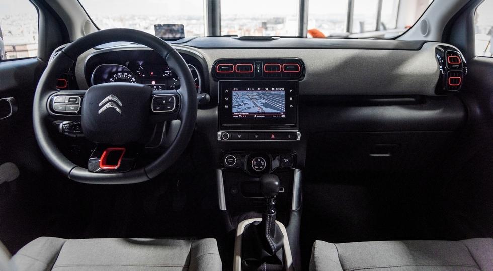 Citroen C3 Aircross new (3)