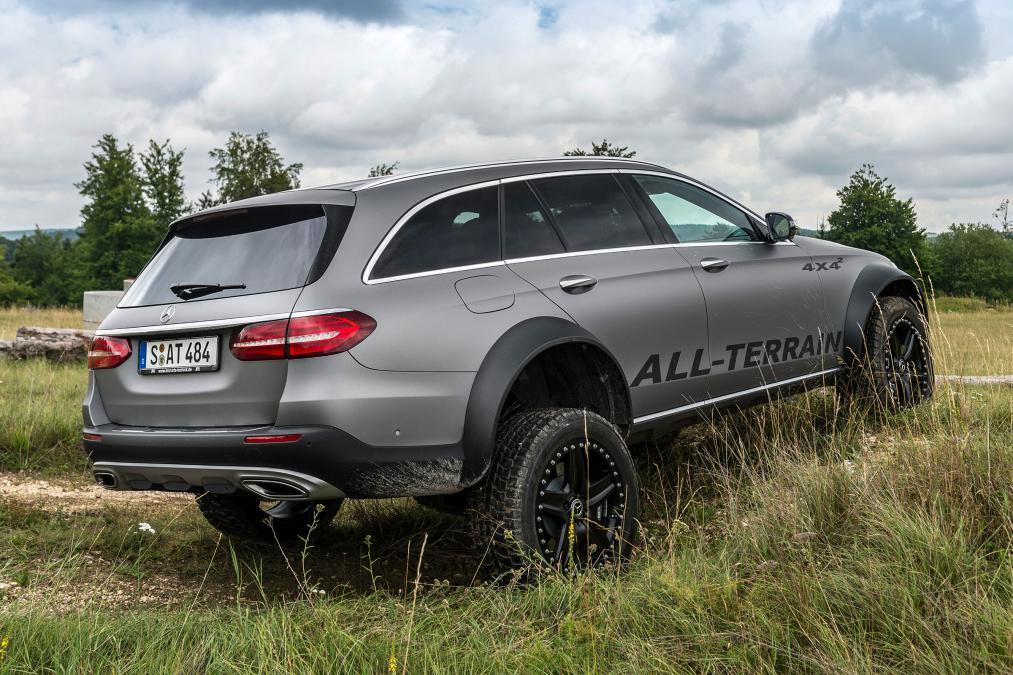 Mercedes-E-Class-All-Terrain-4x4-5