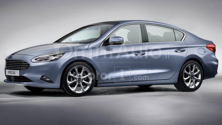 Вweb-сети появились рендеры нового хэтчбека Форд Focus