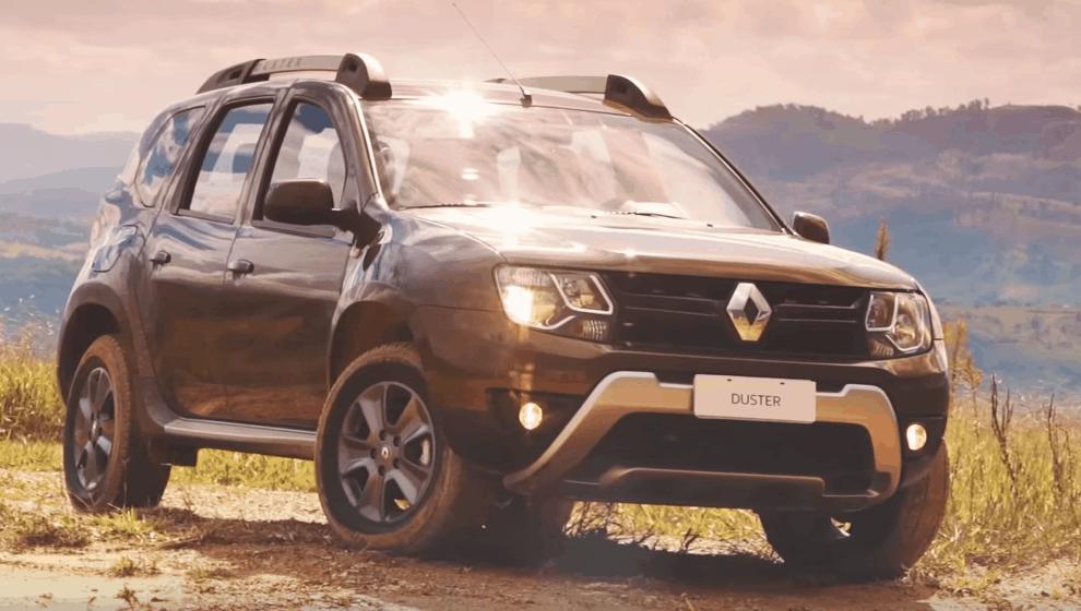 Renault Duster нынешнего поколения