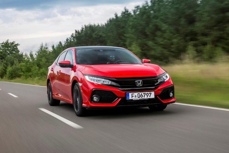 Европейский Хонда Civic получит новый дизель