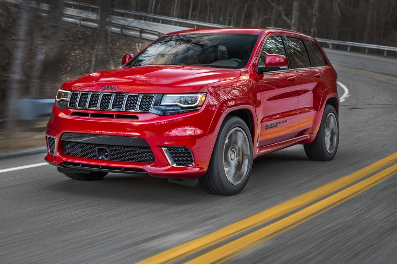 Сотню за2.8 секунды разменяет новый Jeep отHennessey