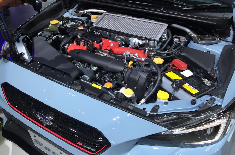 Субару сделала спецверсии купе BRZ иседана WRX STI