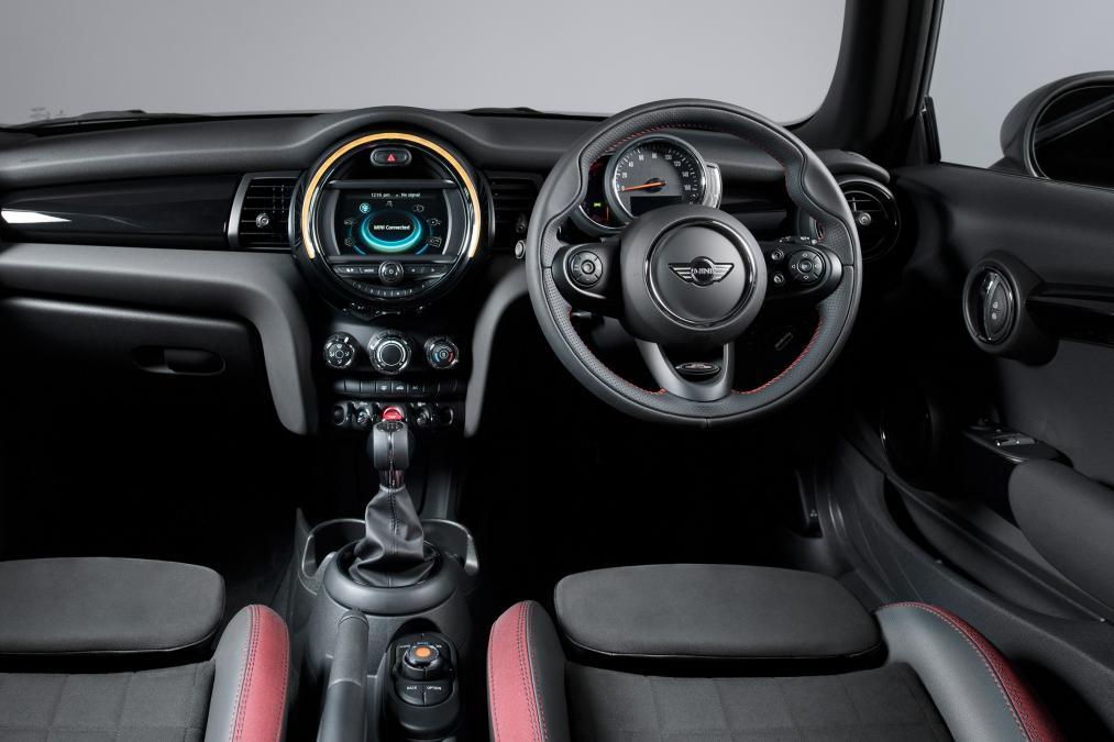 Заряженный малыш: новый MINI 1499 GT