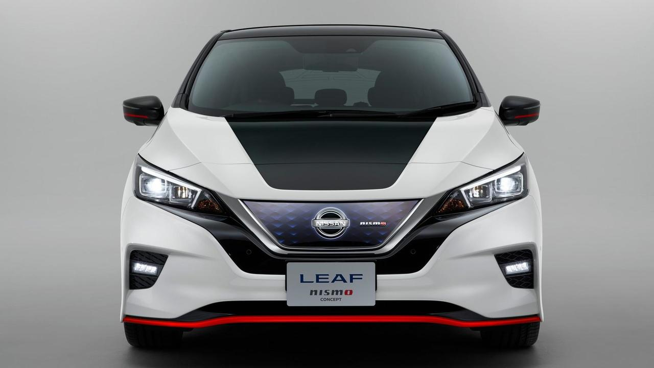 Электрокар Nissan Leaf получит «заряженную» версию от студии Nismo