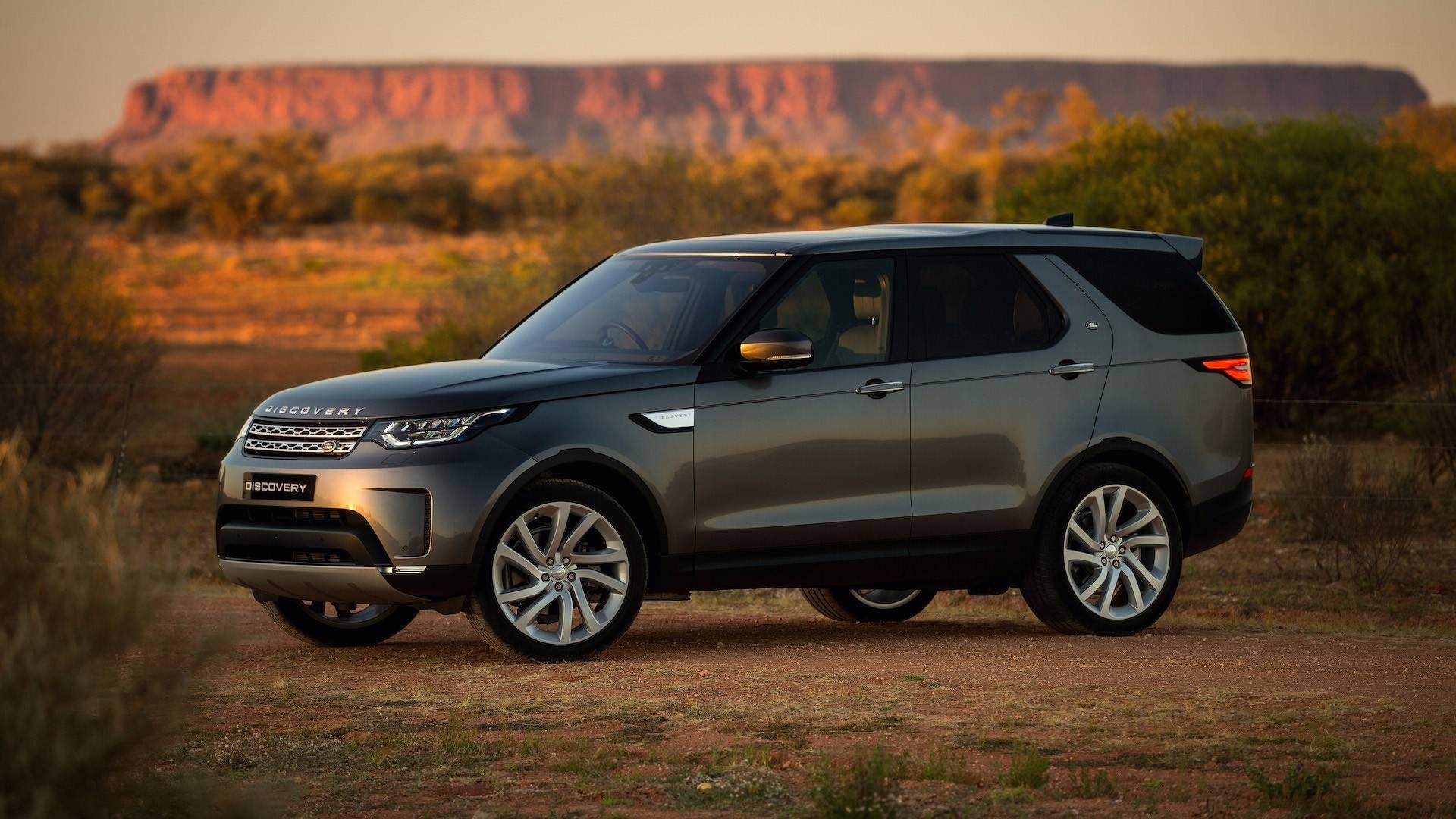Land Rover Discovery 2018: новая, обновленная модель известного внедорожника