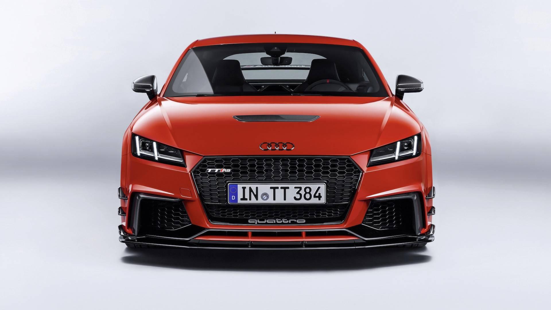 В Лас-Вегасе Audi представил 600-сильный концепт