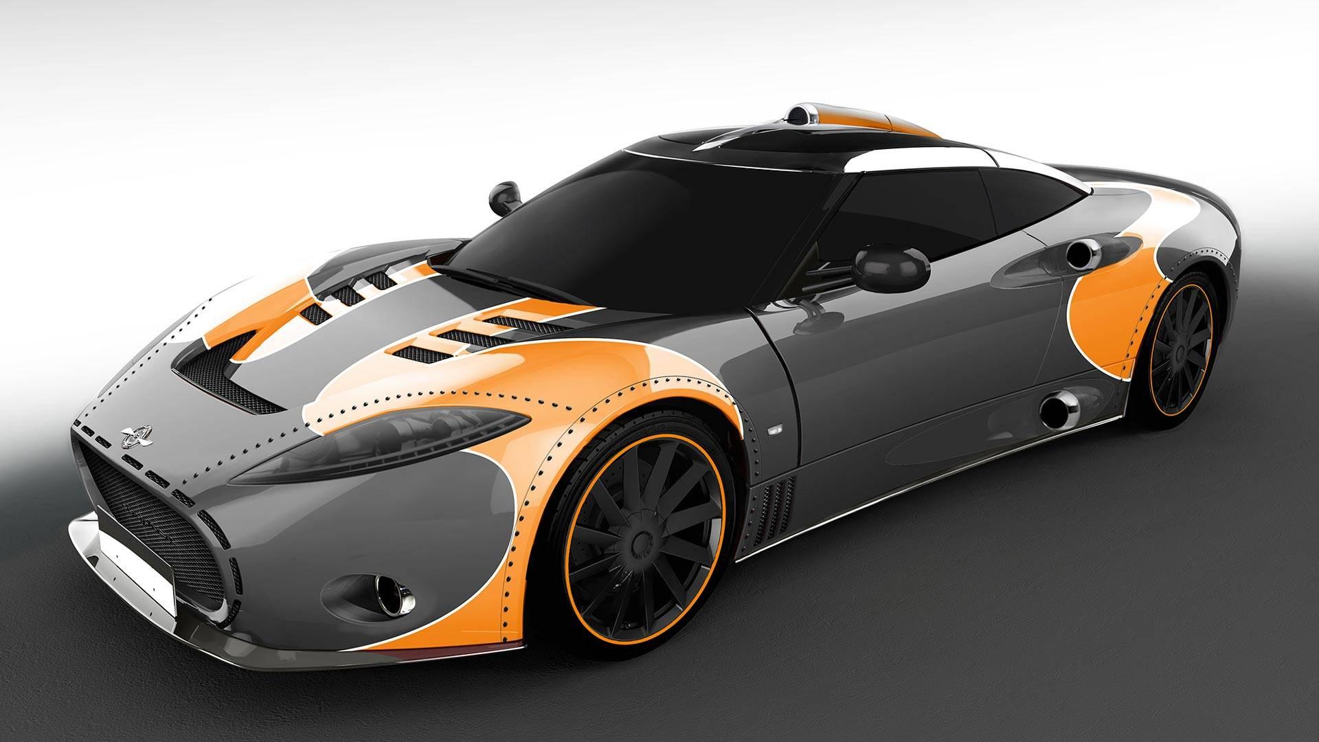 Суперкар Spyker C8 Aileron выпущен в«прощальной» серии