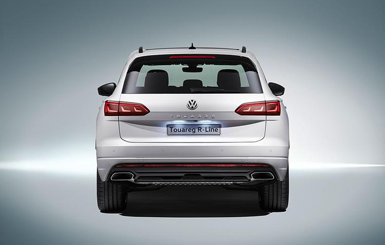 Volkswagen Touareg 2018 R-Line